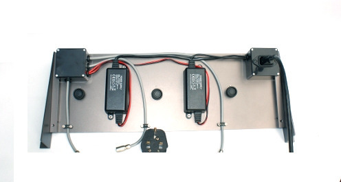 Nano Flash Rack Mounting Equipment with Power