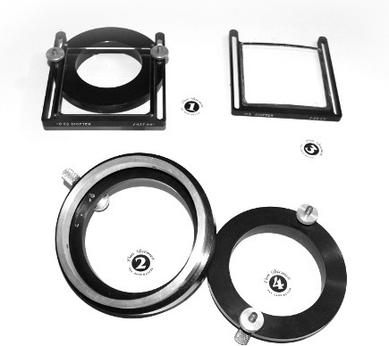 Diopters  Set Adjustable Split