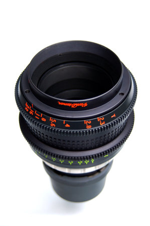 VD 75mm Cooke S3 Conversion\\n\\n05/10/2011 09:22