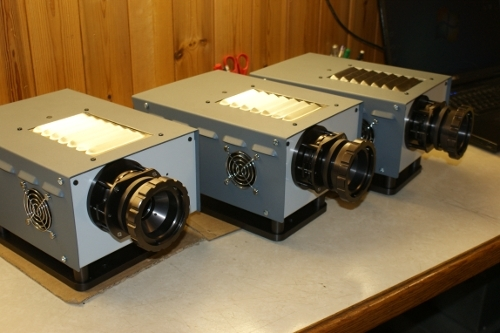 Lens Testing Projector - Field