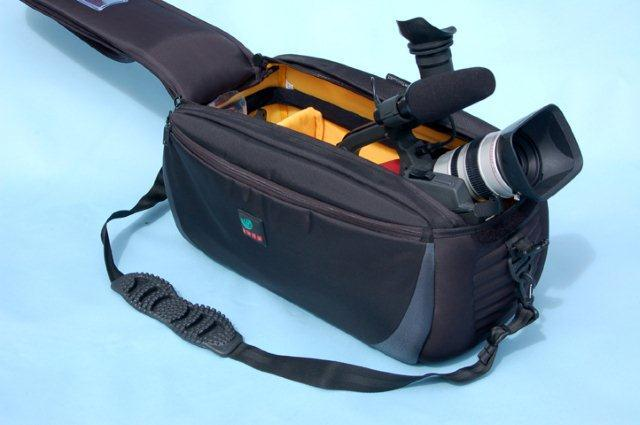 Canon XL1s Camera Kit - In Camera Bag