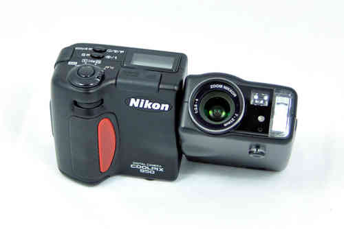 Nikon Coolpix 950 Camera kit