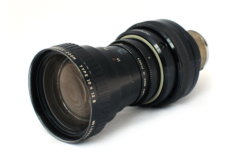 Angenieux Zoom 12 – 240mm Zoom lens T2.5